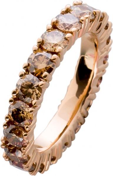 Memoire Ring by Saskia Dattner Rosegold ...