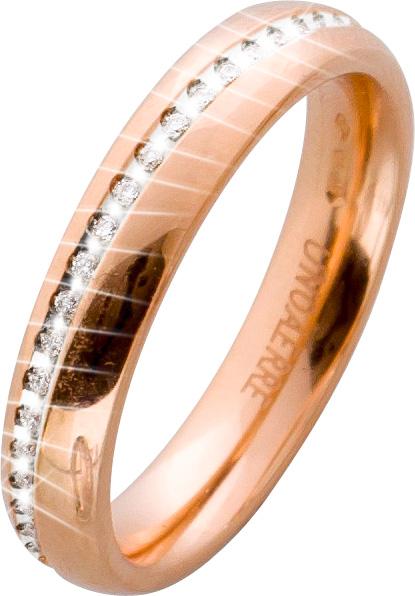 UNO A ERRE Brillant Memorey Ring Roségo...