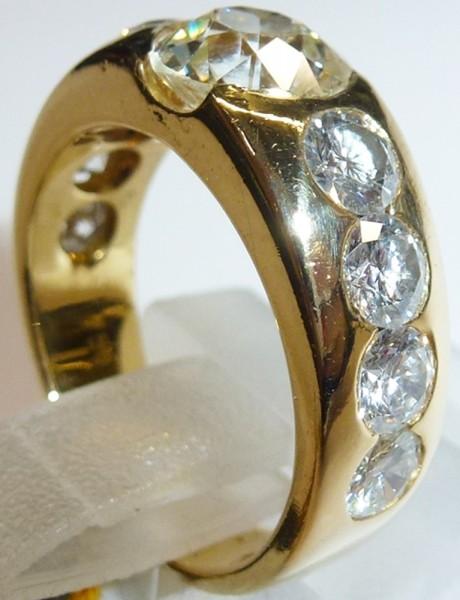 Wir bieten Ihnen einen edlen Ring in 16m...