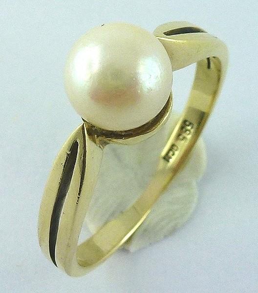 Ring – Goldring Gelbgold 585 japan...