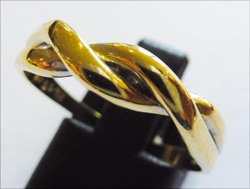 Exklusives Design. Ring 19,0 mm aus hoch...